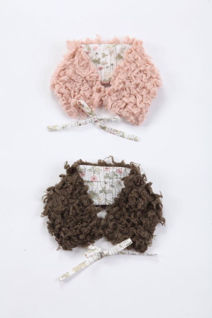 Fuzzy Neckwarmer by Anais and I - SALE ITEM