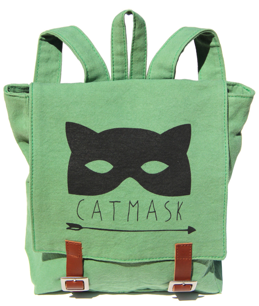 Catmask Backpack by Emile et Ida