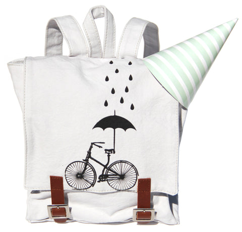 Bicycle Backpack by Emile et Ida