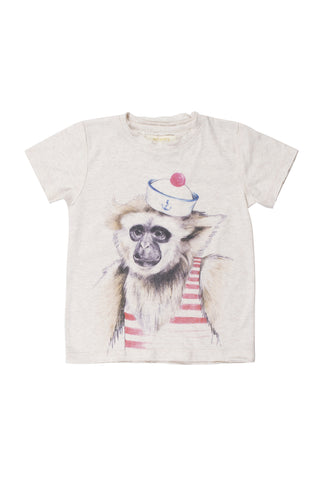 Ashton Sailor Tee by Soft Gallery