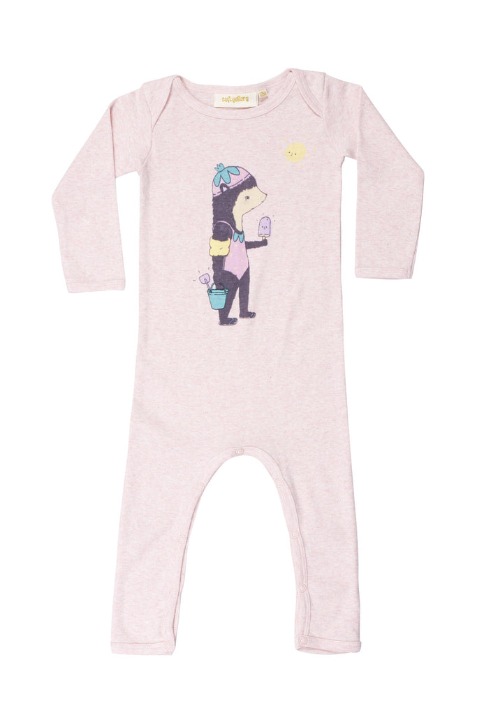 Ben Beachgirl Onesie by Soft Gallery