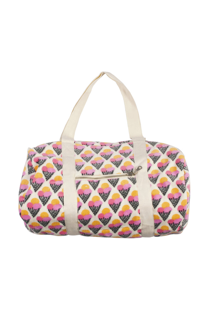Ice Cream Duffle Bag by Soft Gallery