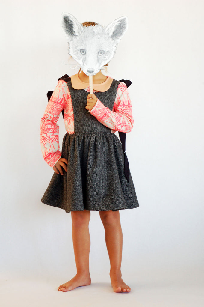 Fleur Jumper  by Nellystella- SALE ITEM