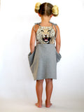 Leopard Dress by Popup Shop