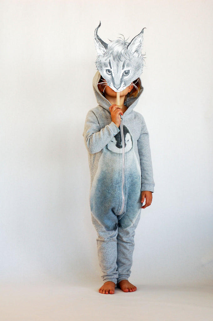 Penguin Hoodie Suit by Popup Shop