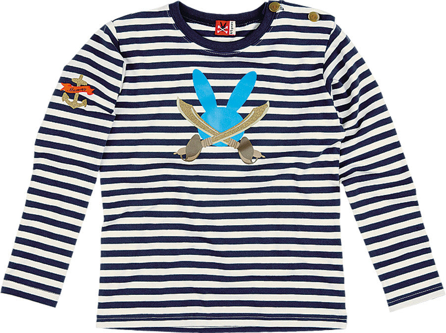 Sailor Baby Shirt by No Added Sugar - SALE ITEM