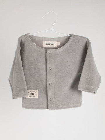 Clever G Snaps Jacket by Bobo Choses