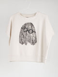 Clever Ghost Sweatshirt by Bobo Choses