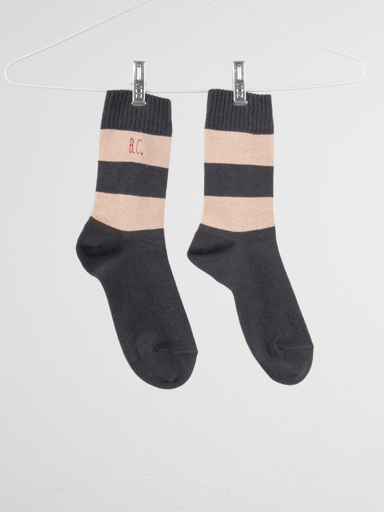 Striped Socks by Bobo Choses