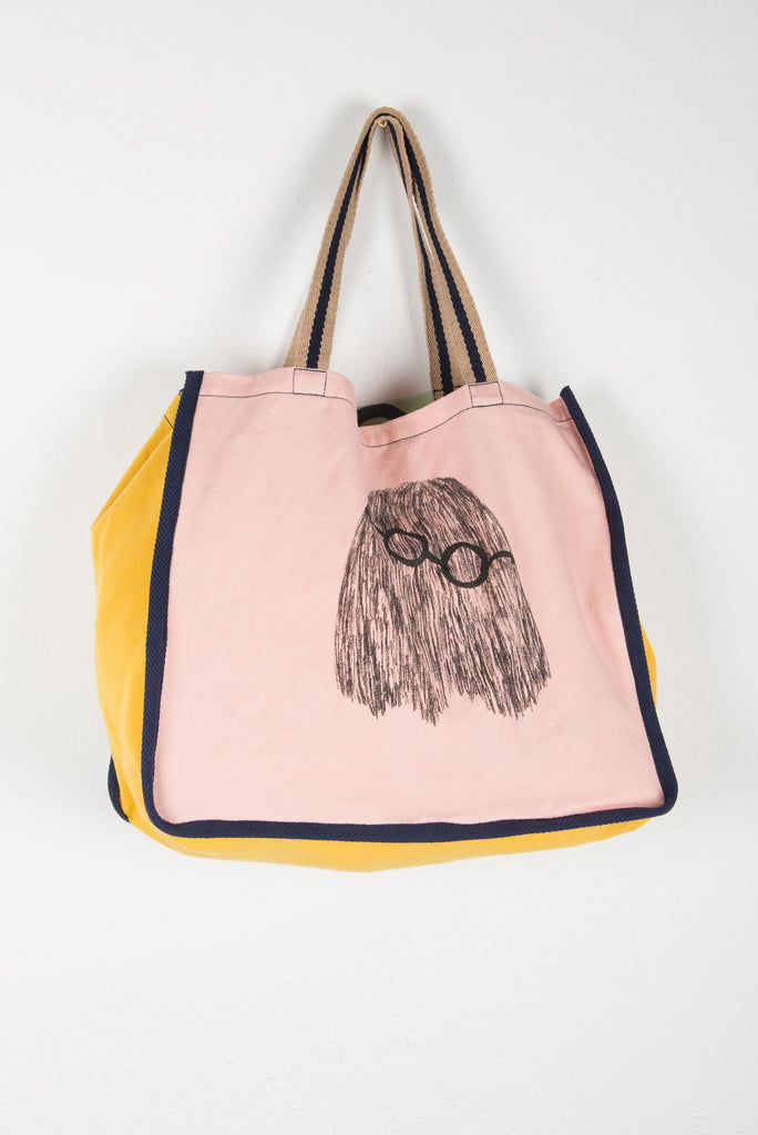 Clever Ghost Tote Bag by Bobo Choses
