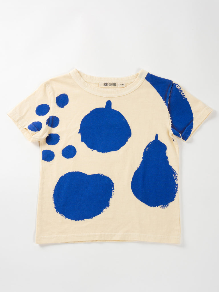 Big Fruit T-Shirt by Bobo Choses