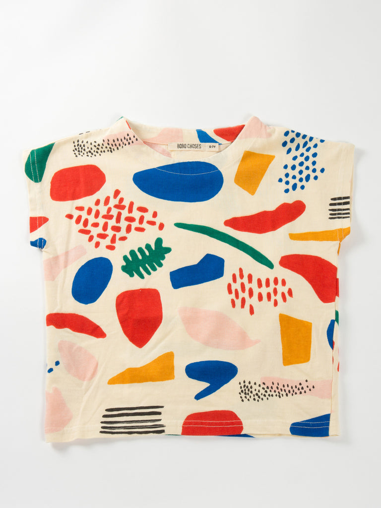 Matisse T-Shirt by Bobo Choses