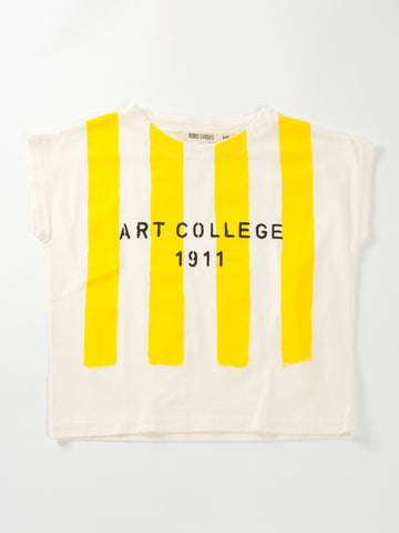 Art College T-Shirt by Bobo Choses
