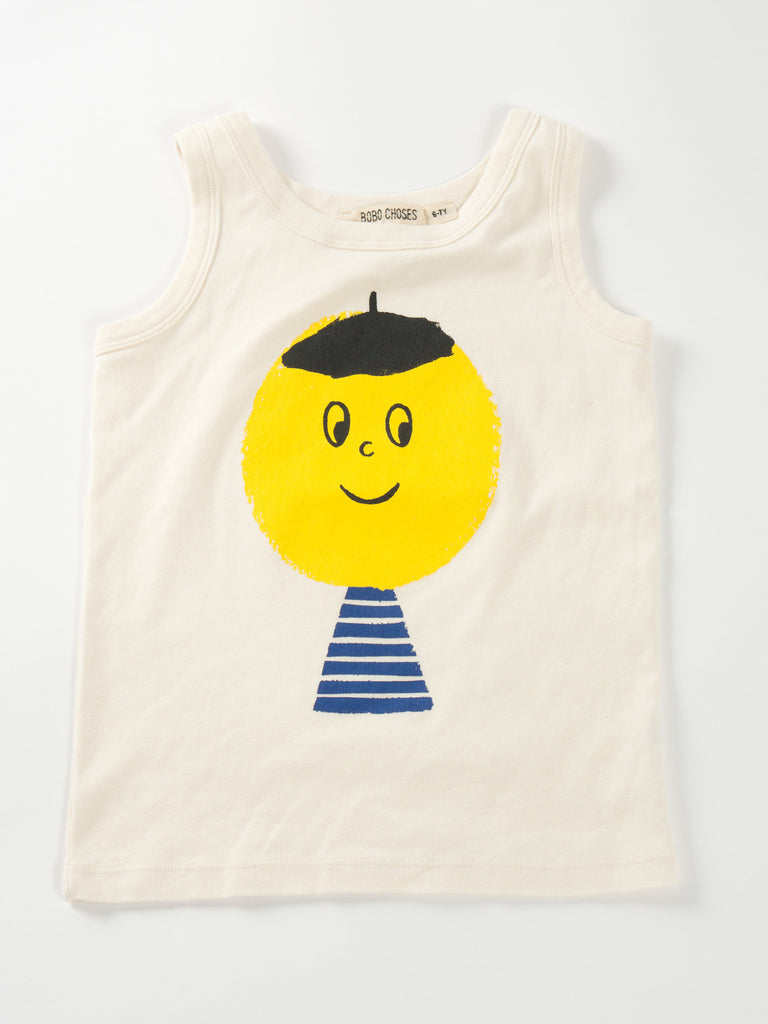 Artist Tank Top by Bobo Choses
