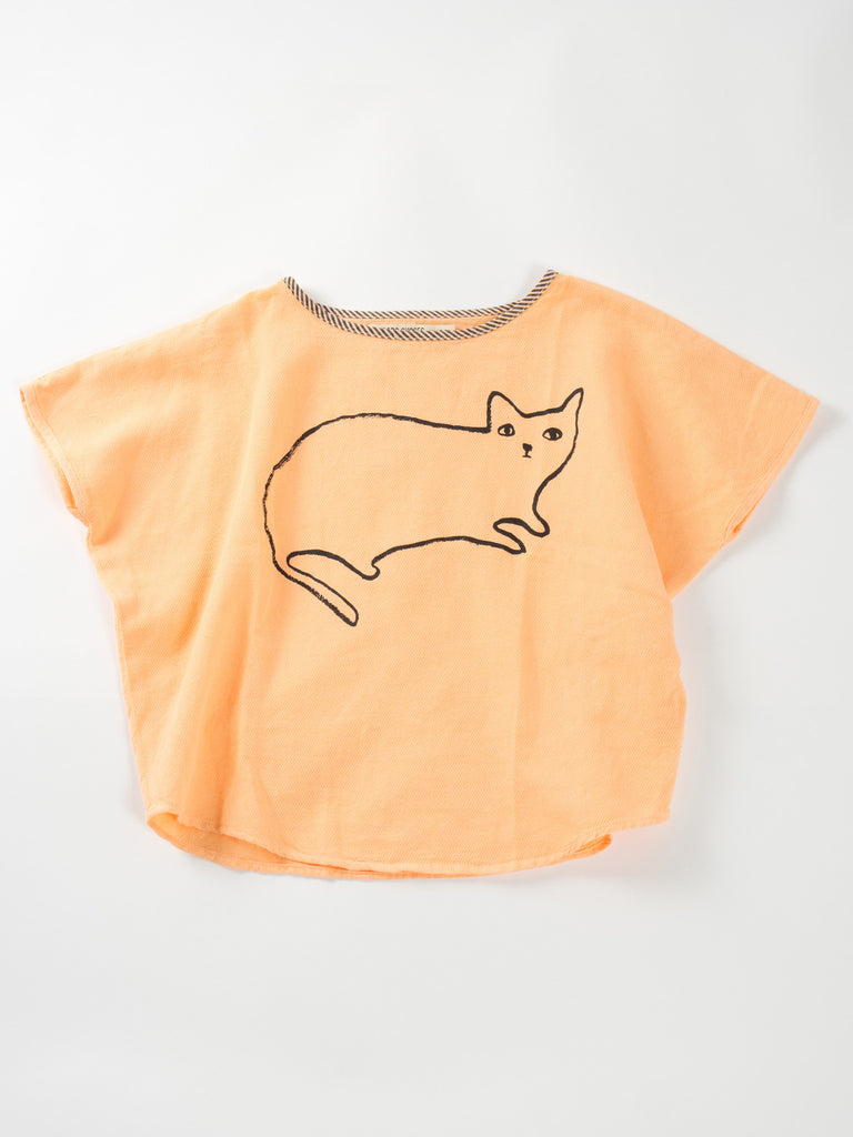 Le Chat Blouse by Bobo Choses