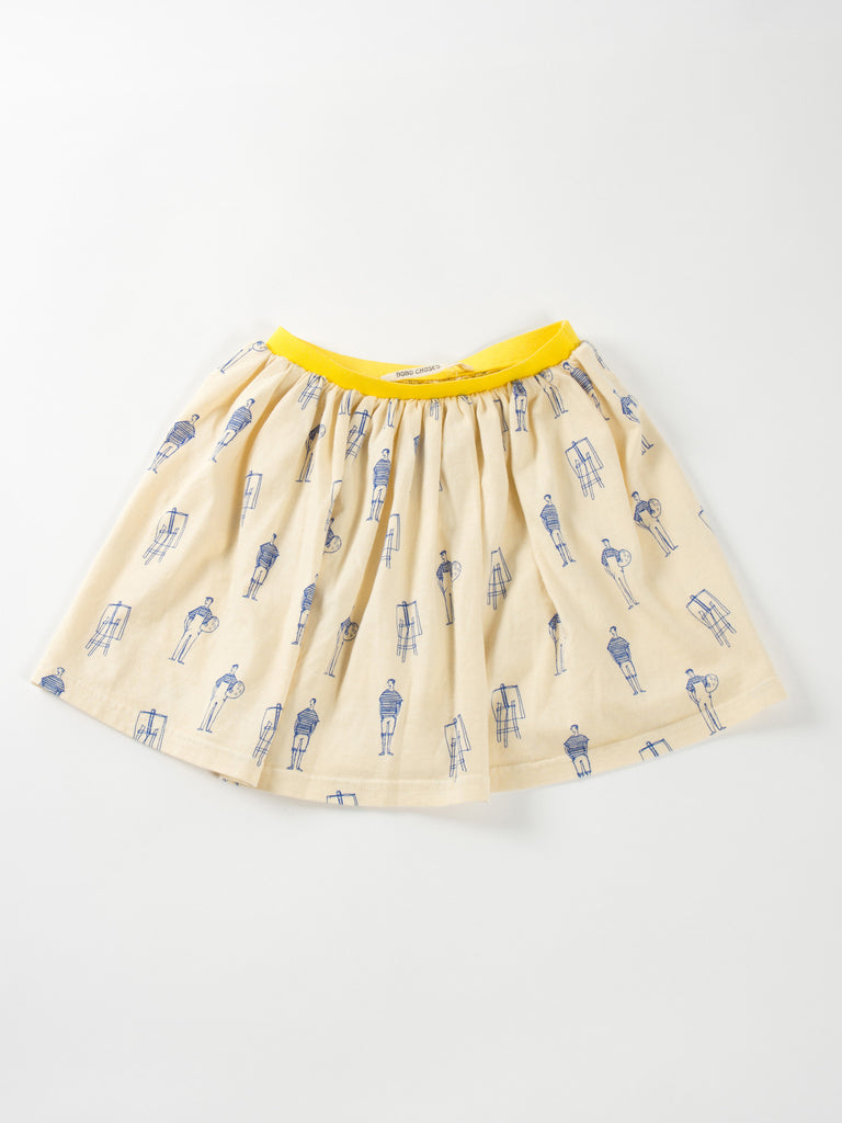 Painters Skirt by Bobo Choses