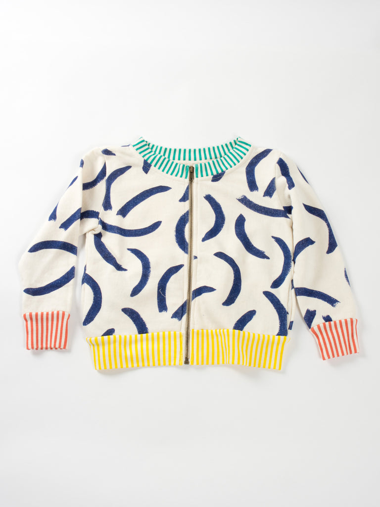 David Sweatshirt by Bobo Choses