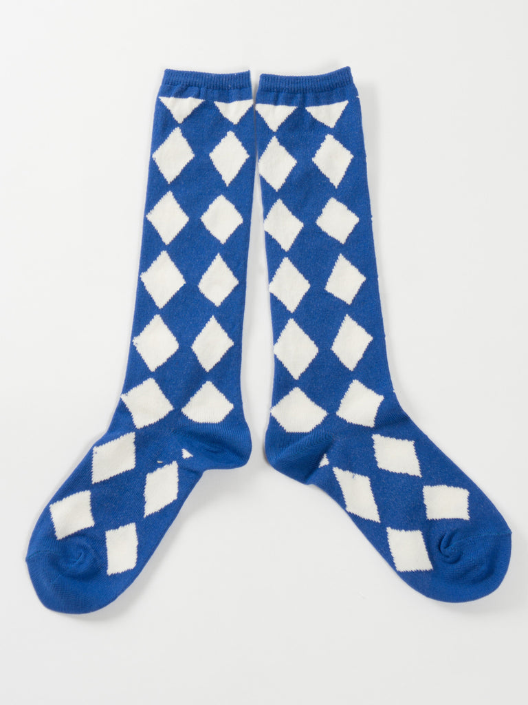 Diamond Long Sock by Bobo Choses