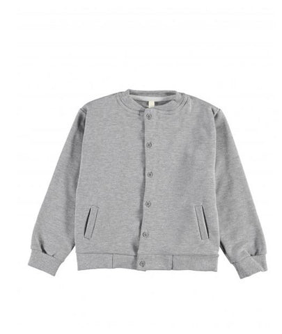 Baseball Cardigan by Gray Label