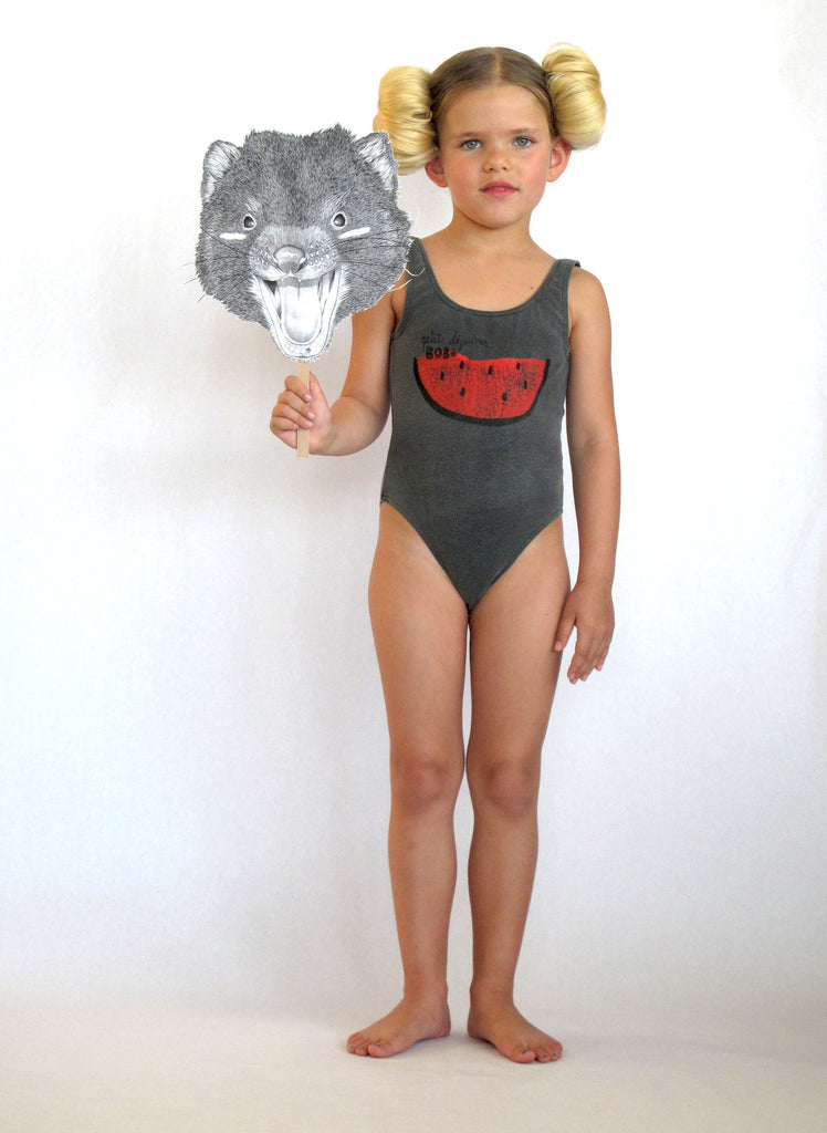 Watermelon Swimsuit by Bobo Choses