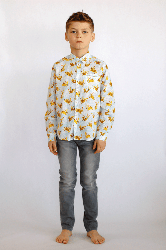 Ben Bunny Shirt by Morley