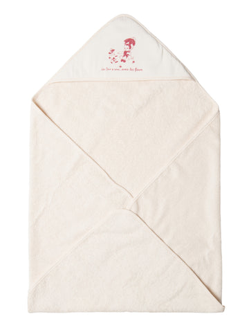 Bath Towel for Girls by Un Jour je serai