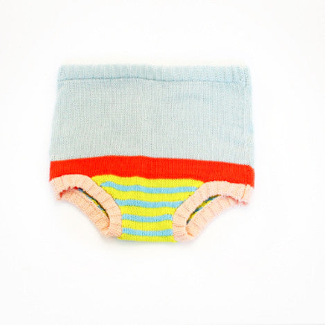 Multi Stripe Diaper Cover by Degen