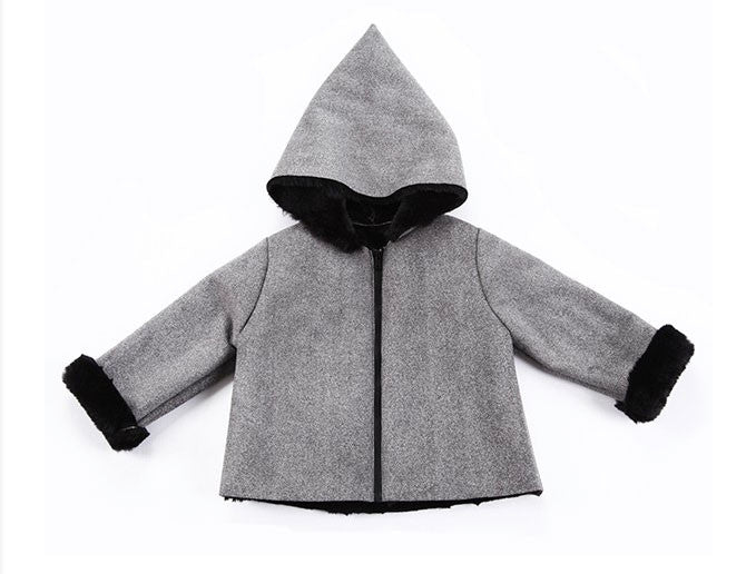 Hayden Baby Jacket by Anais and I - SALE ITEM