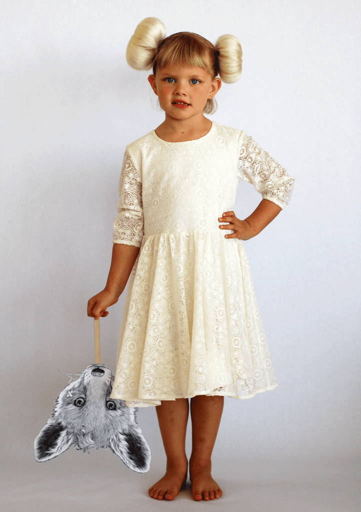 Victoria Lace Dress by Hebe
