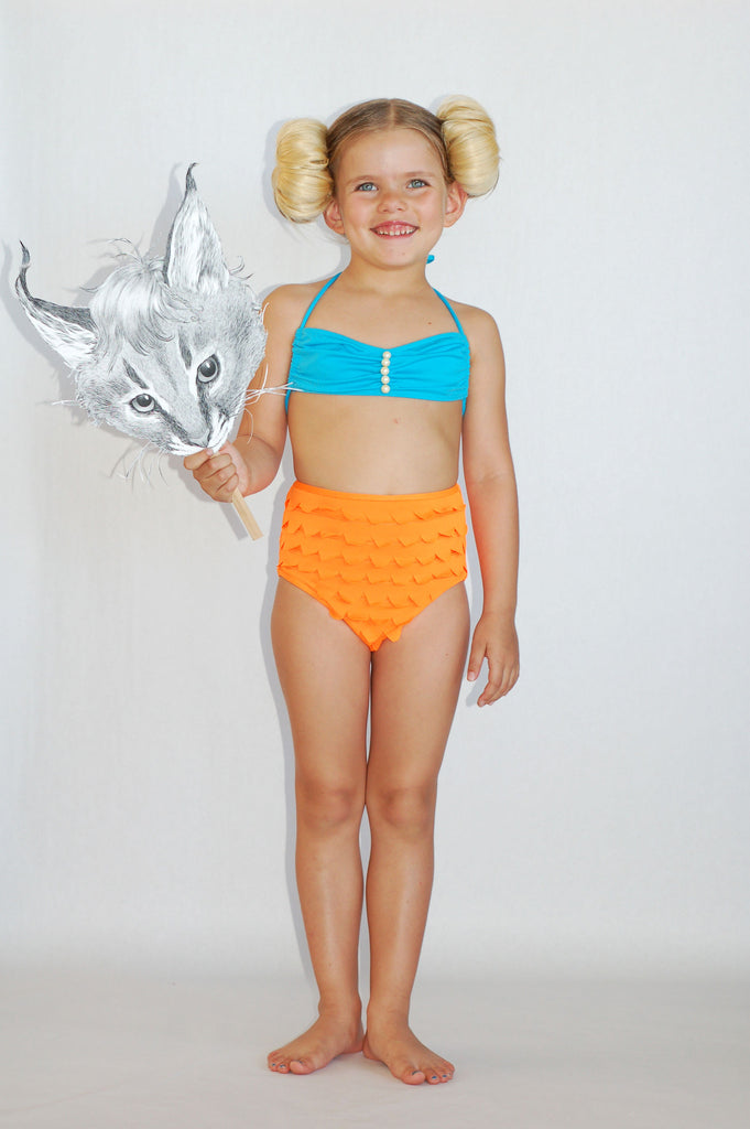 Ariel Swimsuit by I Love Koi