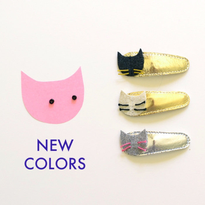 Kitty Clips by Hello Shiso