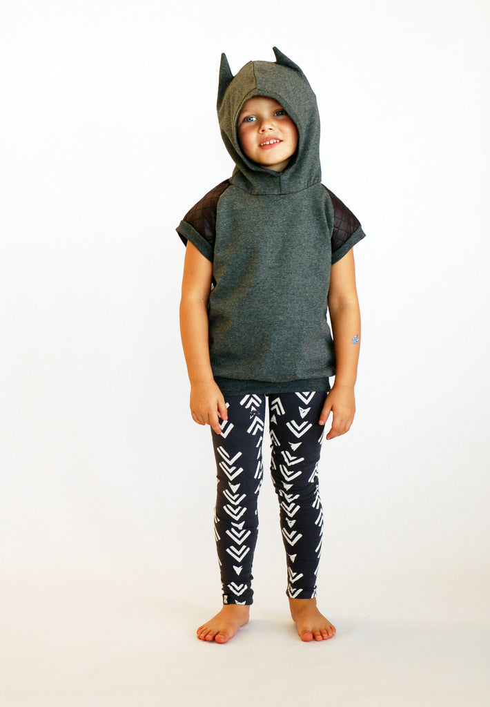 Arrow Sport Leggings by Mini and Maximus