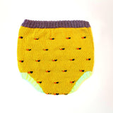 Mustard Pillz Diaper Cover by Degen - SALE ITEM