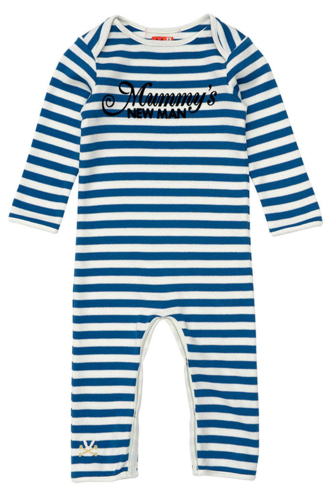 Mummy's New Man Playsuit by No Added Sugar