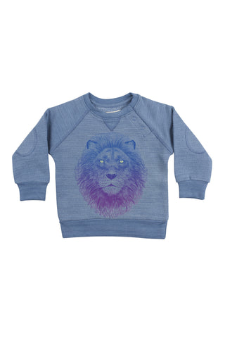 Alexi Lion Sweat by Soft Gallery