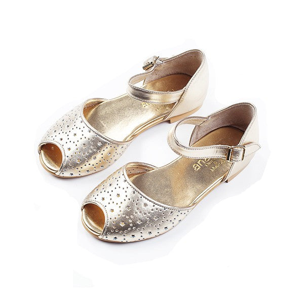 Peep Toe Star Sandals by Anais & I - SALE ITEM