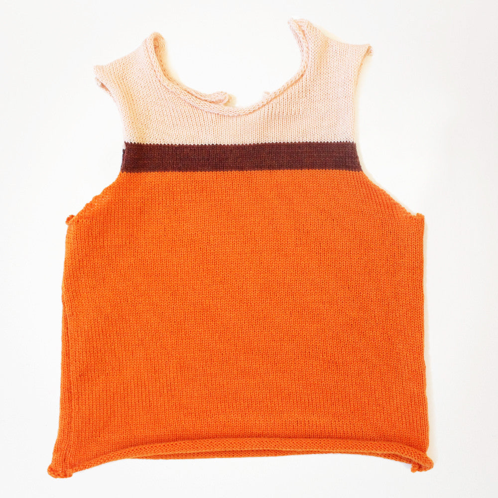Pumpkin Tanky by Degen - SALE ITEM