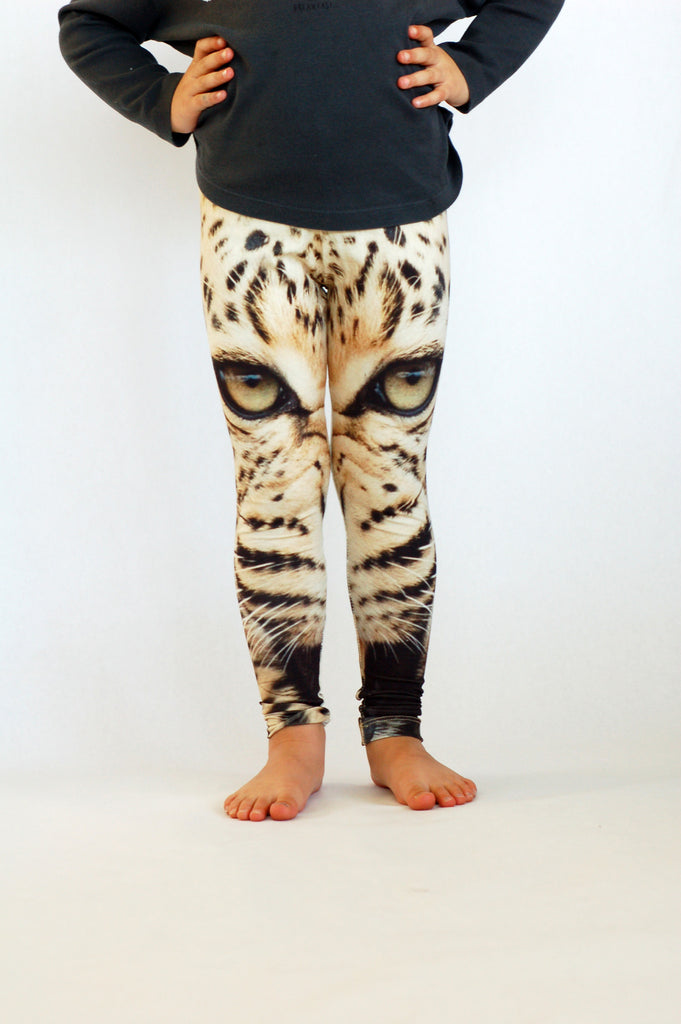 Leopard Leggings by Popup Shop