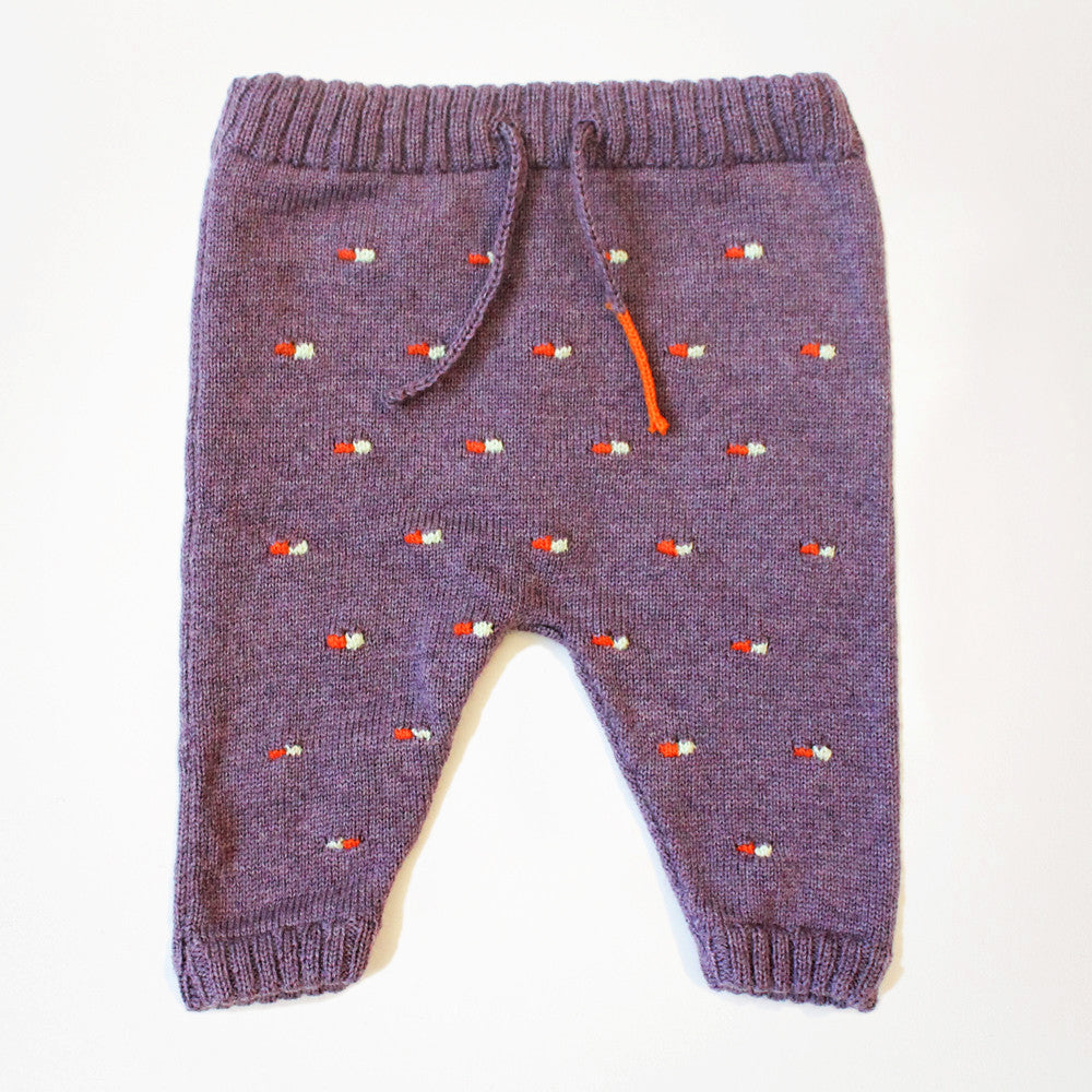 Purple Pillz Pants by Degen - SALE ITEM