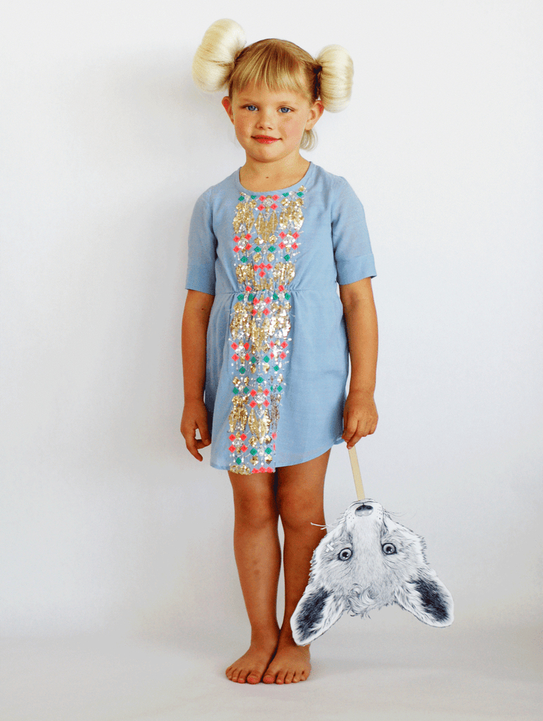 Mimi Dress by Simple Kids