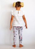 Jeanne Voile Top by Simple Kids