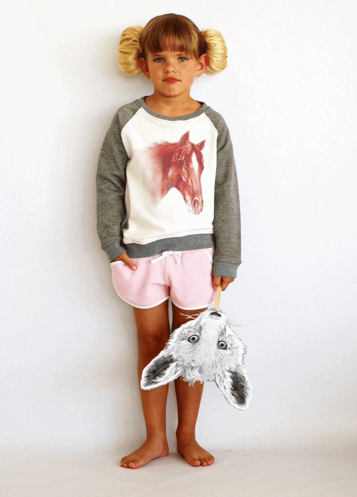 Pony Sweat by Simple Kids