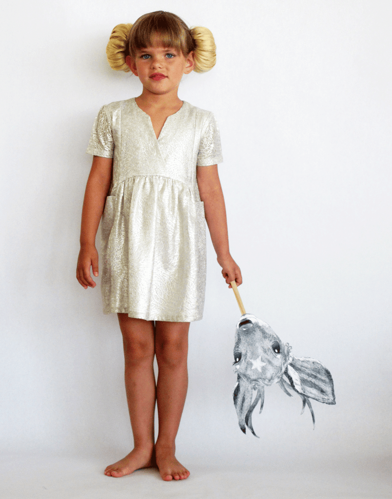 Manon Lace Dress by Simple Kids