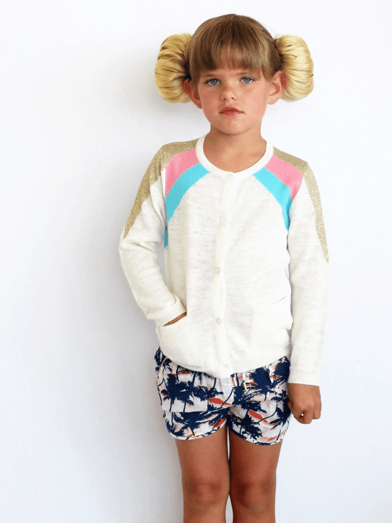 Rose Cardigan by Simple Kids