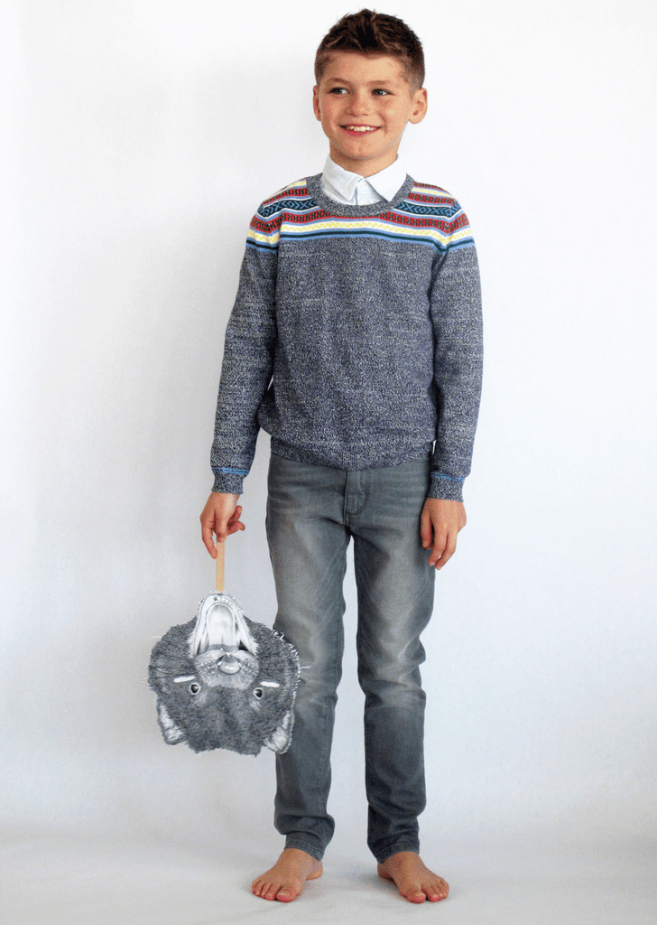 Henri Pullover by Simple Kids