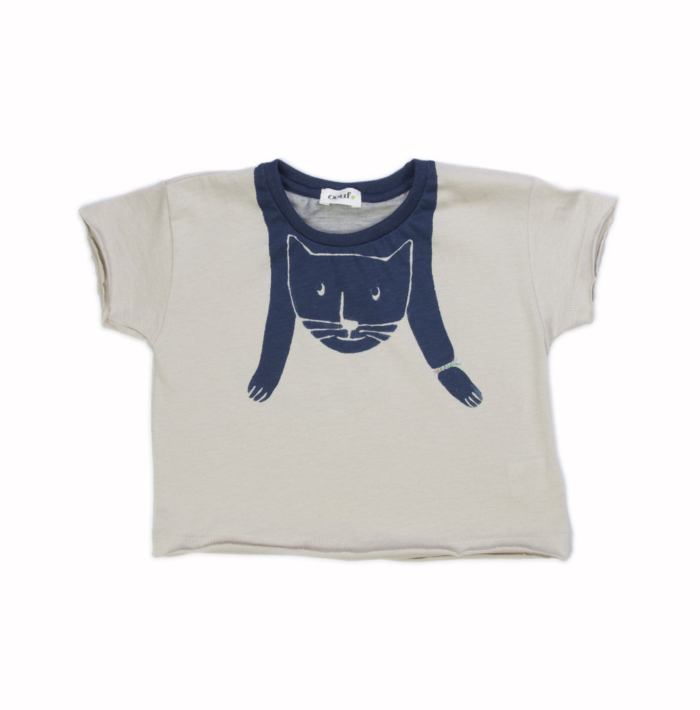 Cat Tee by Oeuf