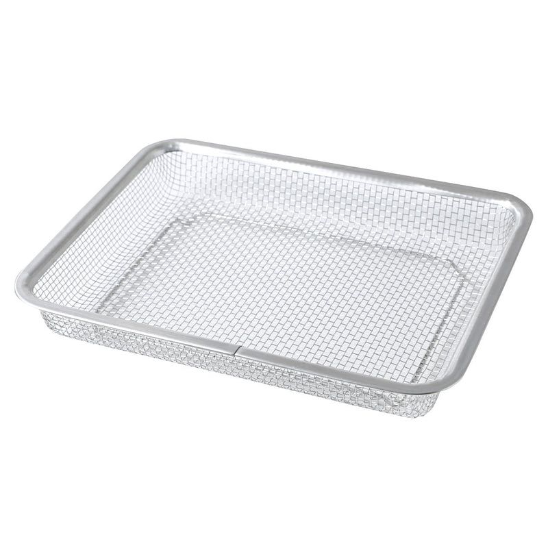Stainless Steel Mesh Tray L