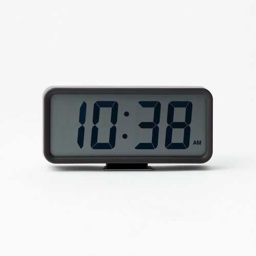Digital Clock M With Alarm
