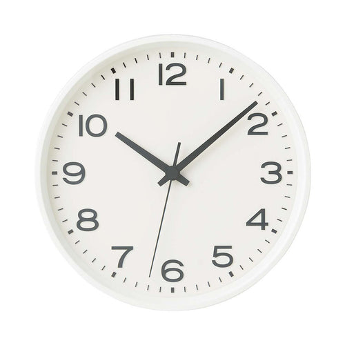 Analog Clock / L / White