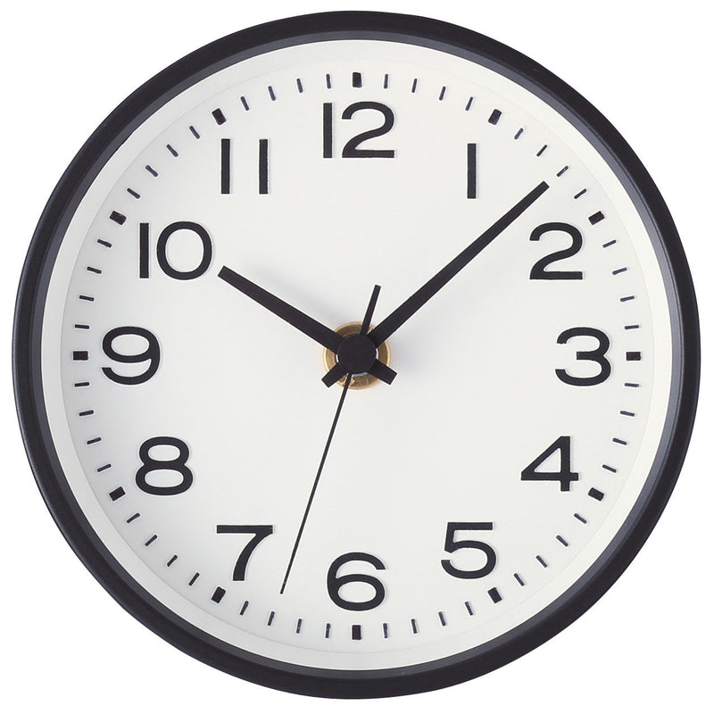 Analog Clock / S / Black